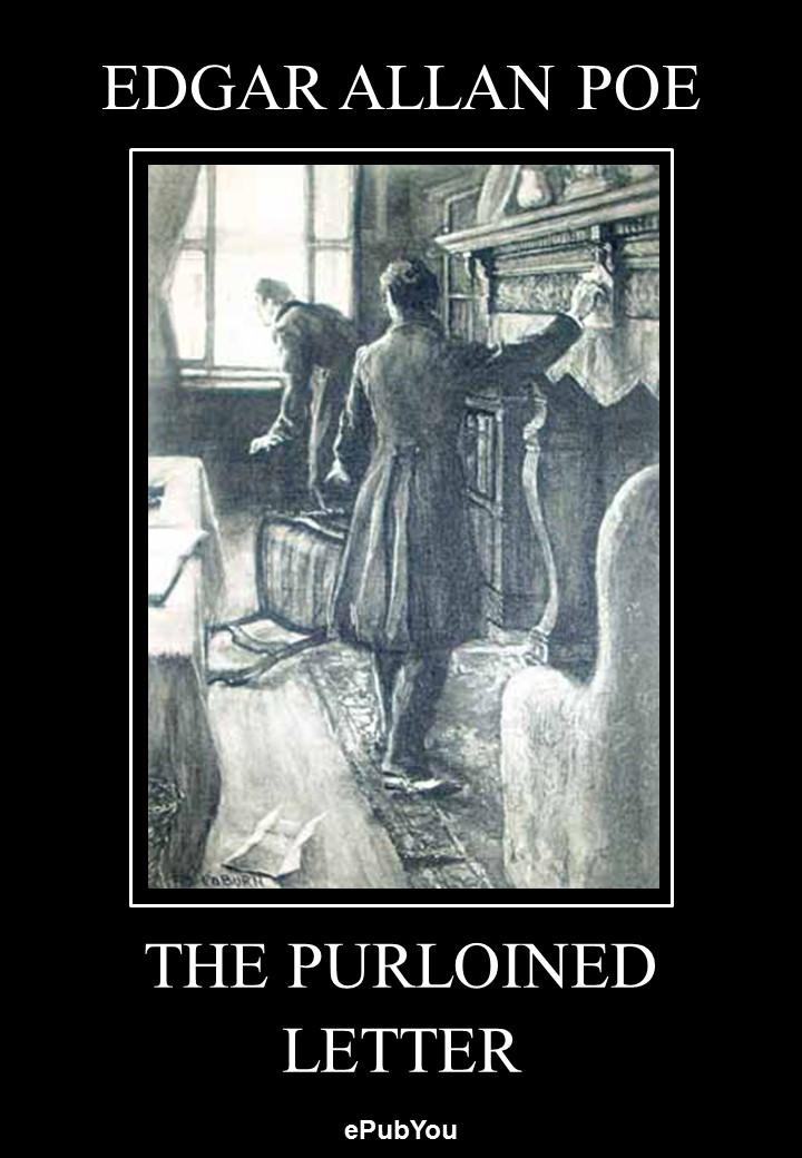 "my personal: ""the purloined letter"" (1844)"