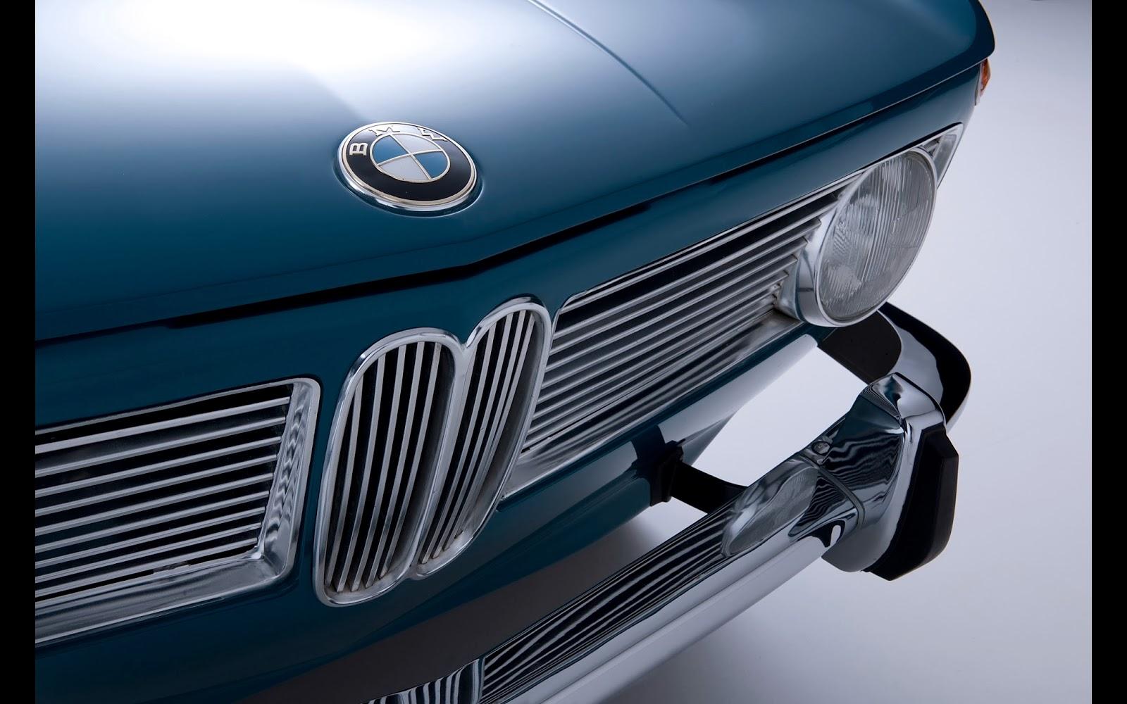 STORMWHEELS: 1962 Germany - BMW 1500