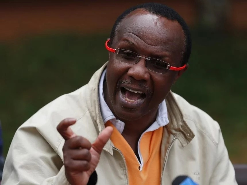 Is David Ndii Headed To The Grave?