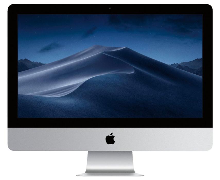 "Apple - 21.5"" iMac® (Latest Model) Intel Core i5 (2.3GHz) 8GB Memory 1TB Hard Drive Silver"