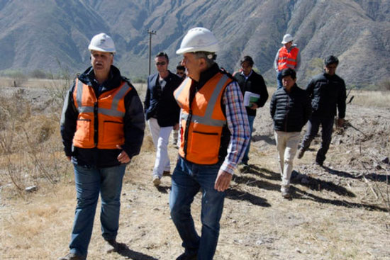 Avanza la recuperación del ferrocarril Jujuy-La Quiaca