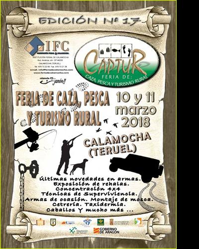 XVII Feria de caza, pesca y turismo rural