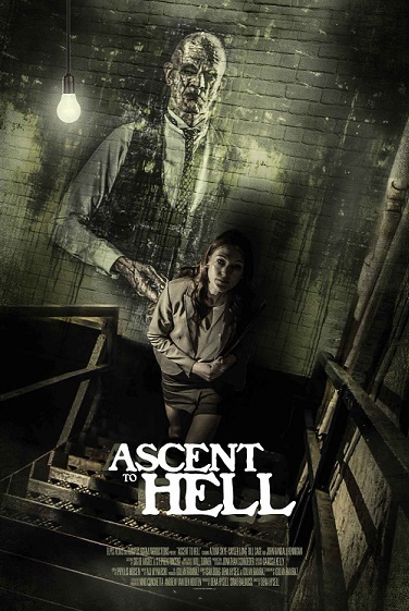 Ascent to hell poster