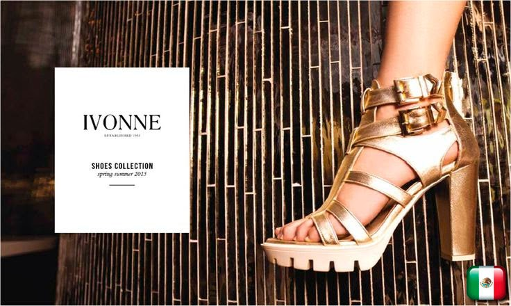 [Ivonne] SS15 Shoes for the ladies /Zapatos para ellas.  L-vi.com