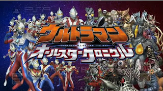 Download Game Kumpulan Game Ultraman PPSSPP ISO Full Series For Android / PC | PSP ANDROID