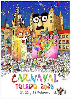 Toledo - Carnaval 2020 - Toni Reollo