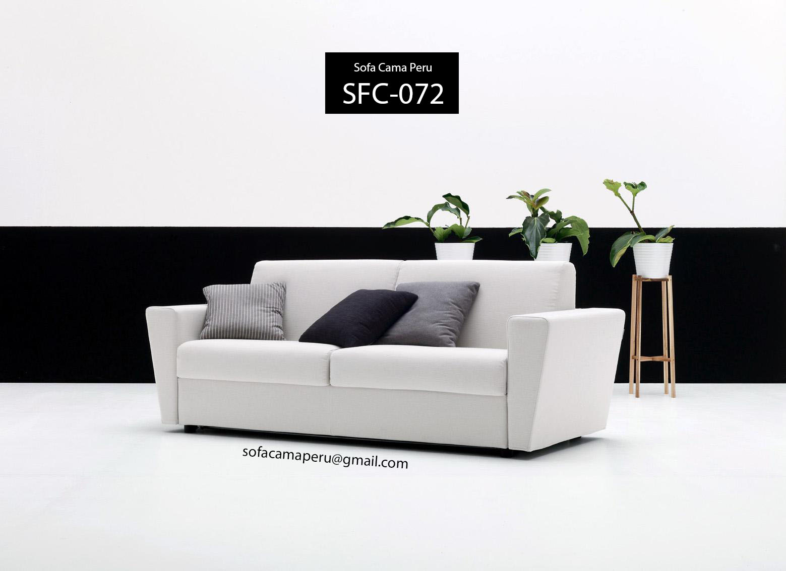 Sofa Cama Peru Octubre 2016 # Muebles Ferrini