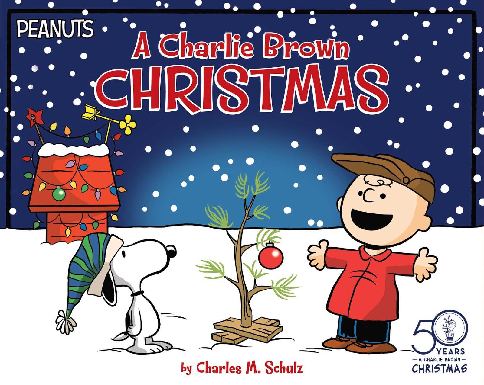 charlie brown christmas - photo #17