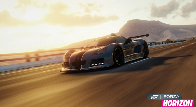 Car List for Forza Horizon Season Pass Pack 1 (First Month)