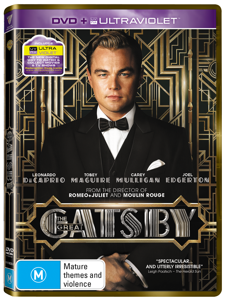 Great Gatsby Men S Fashion Brooks Brothers Clothing: Josie's Juice: 'The Great Gatsby' DVD: GIVEAWAY