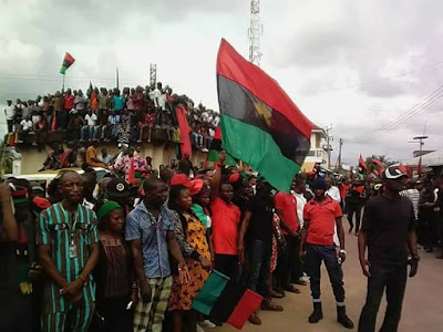 BIAFRA REFERENDUM: TAKING THE CAMPAIGN TO GRASSROOTS IN BIAFRALAND