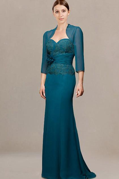 elegant sheath dress from angrila