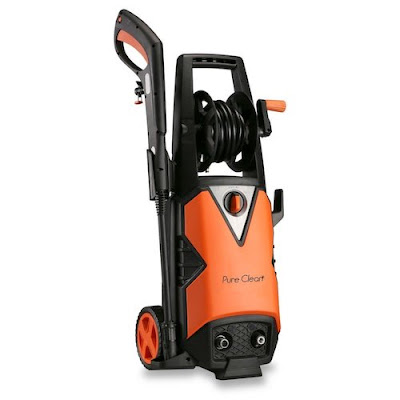 Electric Pressure Washer: SereneLife Pure Clean Pressure Washer