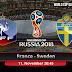 مباراة السويد وفرنسا اليوم والقنوات الناقلة أبوظبى الرياضية HD3