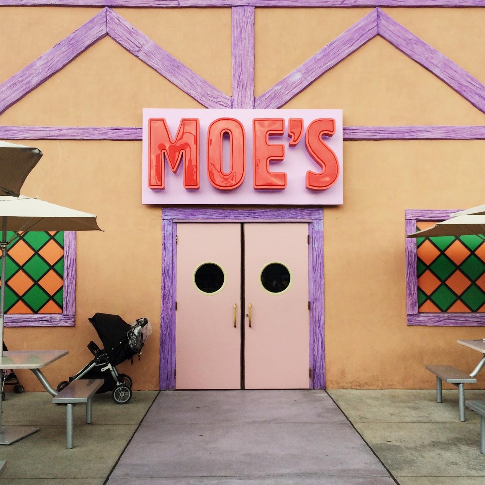 Moes Bar, Orlando