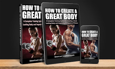 "Download ""How to Create a Great Body"", the ebook by Edward Lord!"