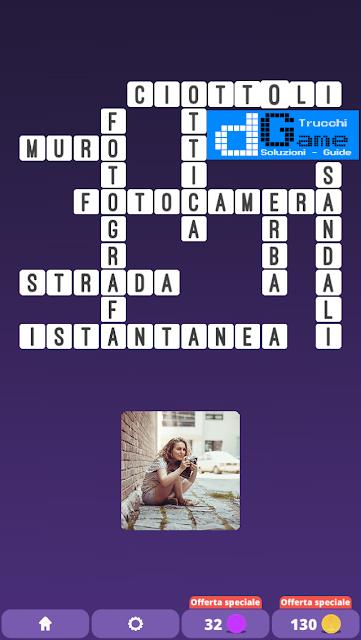 Soluzioni One Clue Crossword livello 17 schemi 13 (Cruciverba illustrato)  | Parole e foto