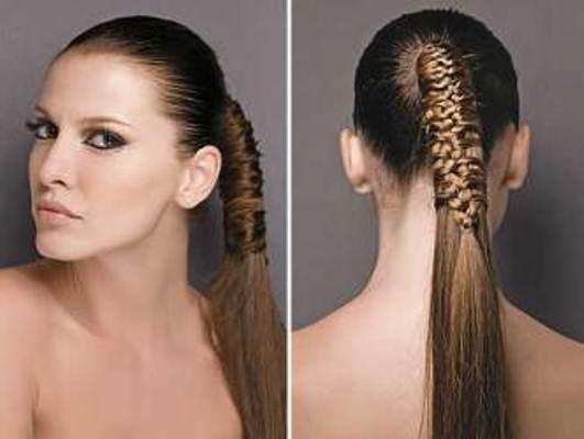 Resultado de imagem para penteados passo a passo