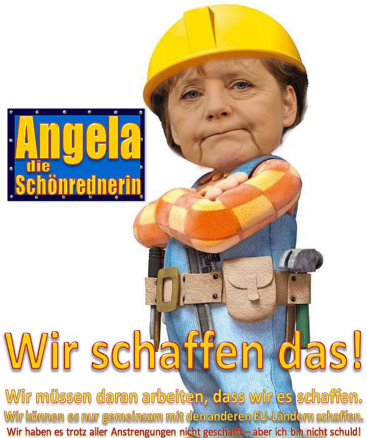 Wir Schaffen Das Merkel