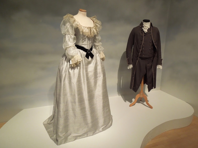 Barry Lyndon movie costumes Stanley Kubrick exhibit LACMA