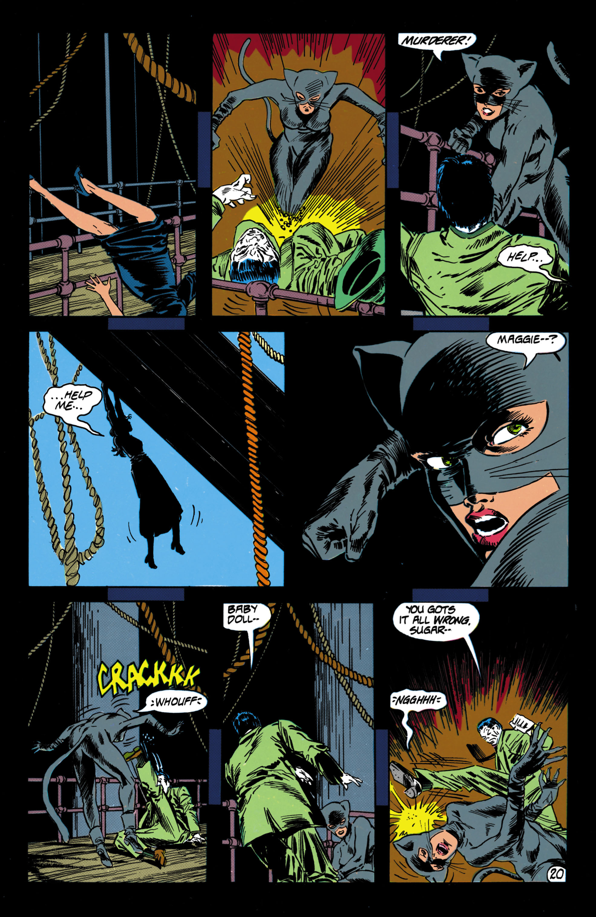 Catwoman (1989) Issue #3 #3 - English 21