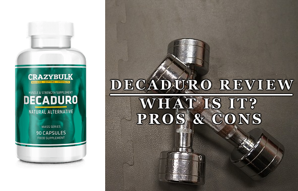DecaDuro   What is It? Review, Pros & Cons