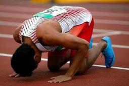 Nasib Miris Muhammad Zohri  Sang Juara Dunia Lari 100 M Di FINLANDIA