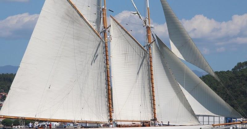 In Toscana una flotta di barche d'epoca per il XII Raduno Vele Storiche Viareggio