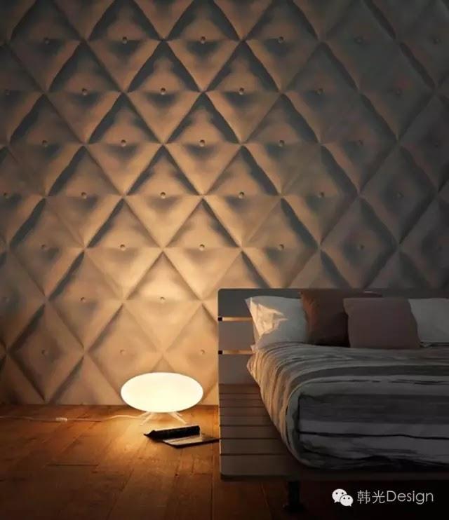3D Surface公司設計的Capitonne瓷磚