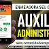AUXILIAR ADMINISTRATIVO PARA EMPRESARIAL NO RECIFE COM REMUNERAÇÃO R$ 1.064,90