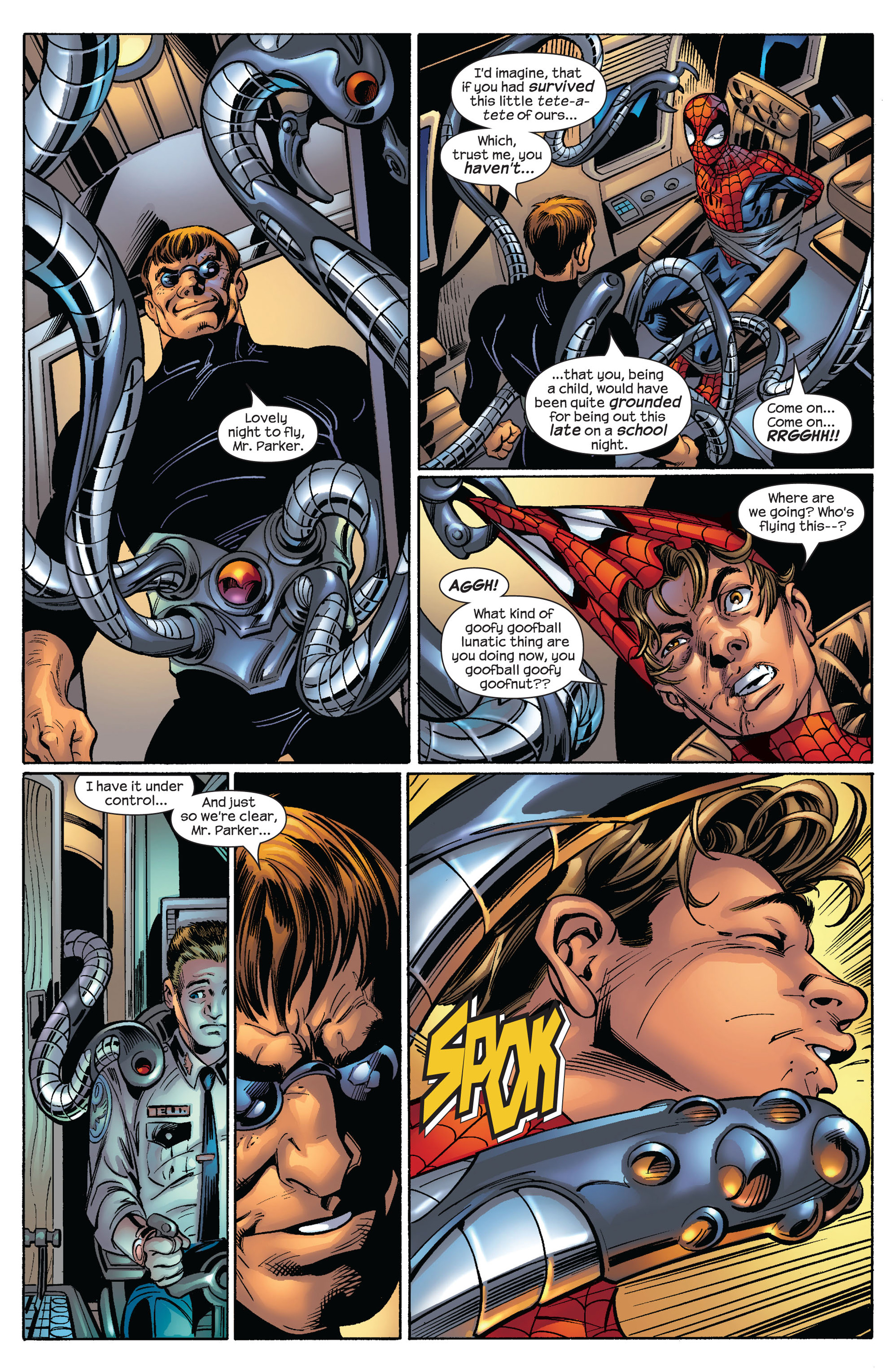 Read online Ultimate Spider-Man (2000) comic -  Issue #57 - 4