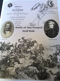 Battle of San Pasqual Staff Ride book cover