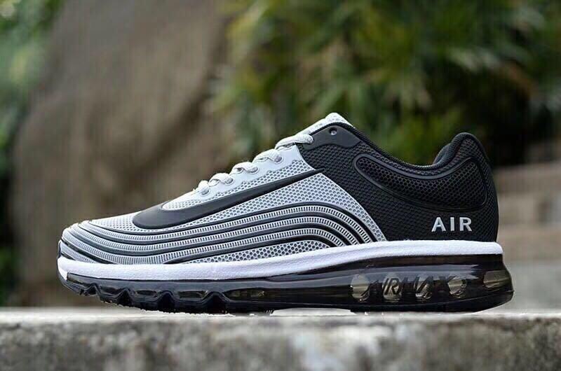 Giày Nike Nam Air Max 2018 SF Trắng Đen Size 41