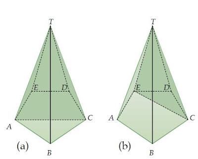Bidang Diagonal Limas