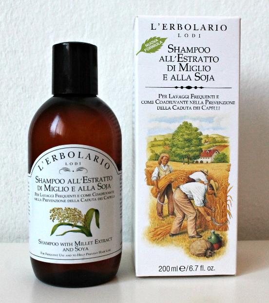 shampoo l'erbolario