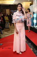 Actress Lakshmi Manchu Pos in Stylish Dress at SIIMA Short Film Awards 2017 .COM 0068.JPG