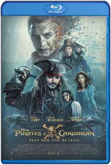 Piratas del Caribe 5: La venganza de Salazar (2017) HD 1080p y 720p