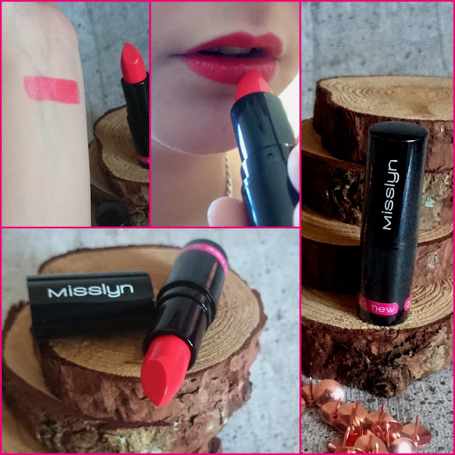 [Beauty] Misslyn Lipstick No. 85 London Calling