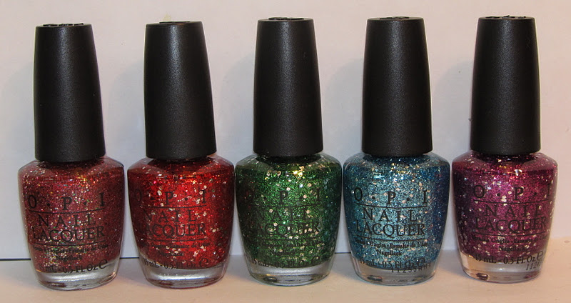 OPI Muppets Collection - Part 1