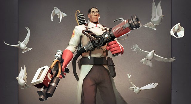 Team Fortress 2, Medic