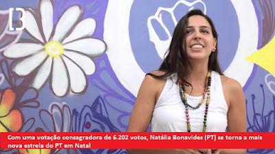 Resultado de imagem para Natália Bonavides