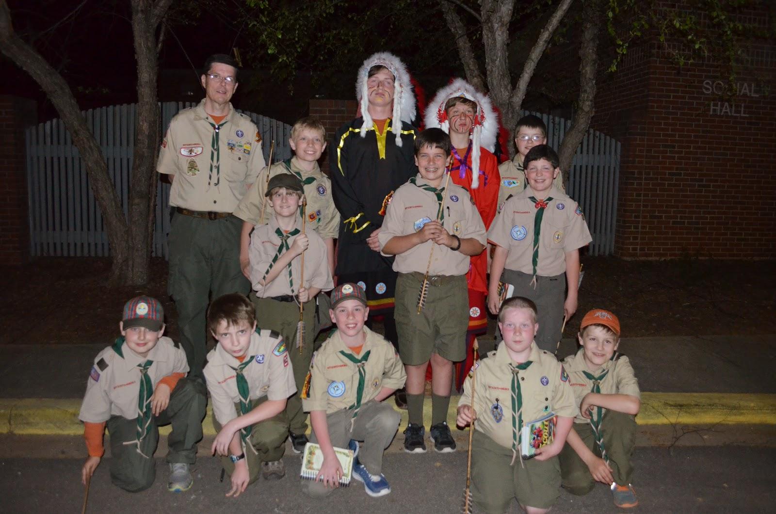 Boy Scout Troop 50 Chattahoochee Council Auburn Ala