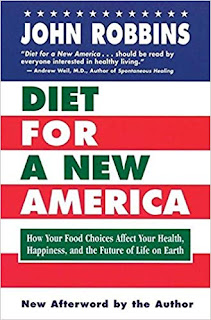 Animal lovers on the books that changed their lives: Diet for a New America
