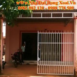 Nhà Bán ngay ngã 3 Hùng Vương Đồng Xoài Bình Phước