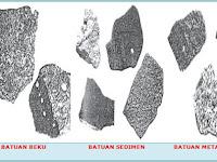 3 Batuan Pembentuk Litosfer