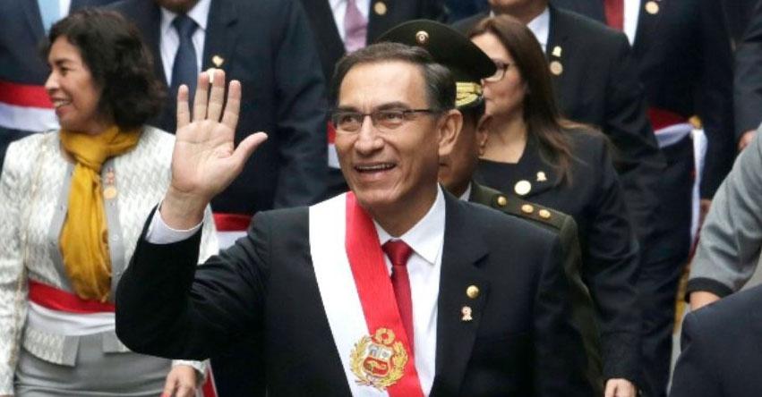 Congreso aprueba moción de vacancia para destituir al presidente Martín Vizcarra