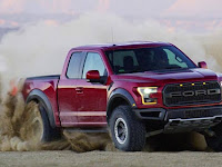 Ford Ranger Raptor UK