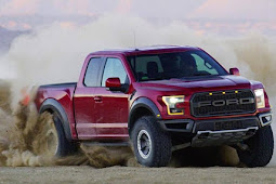 Ford Ranger Raptor UK