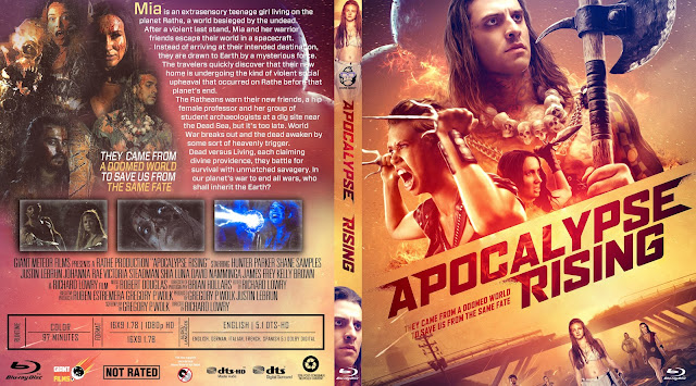 Apocalypse Rising Bluray Cover