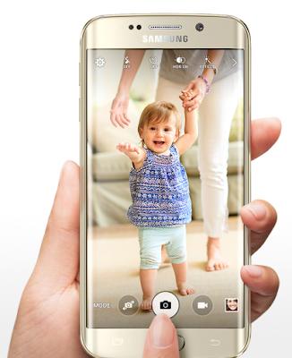 Kamera Samsung Galaxy S6 Edge